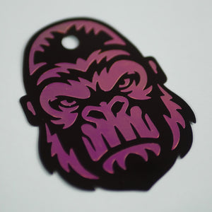 "Limited Edition 2.5x3.5"" Gorilla Holographic Reflector (only 5 available)"