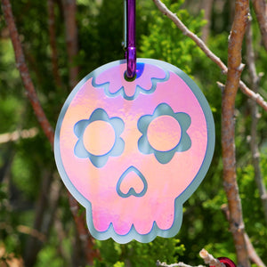 "Limited Edition ""Sugar Skull"" Reflector"