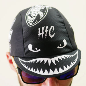 Limited Edition Hizoku Monster Cycling Cap