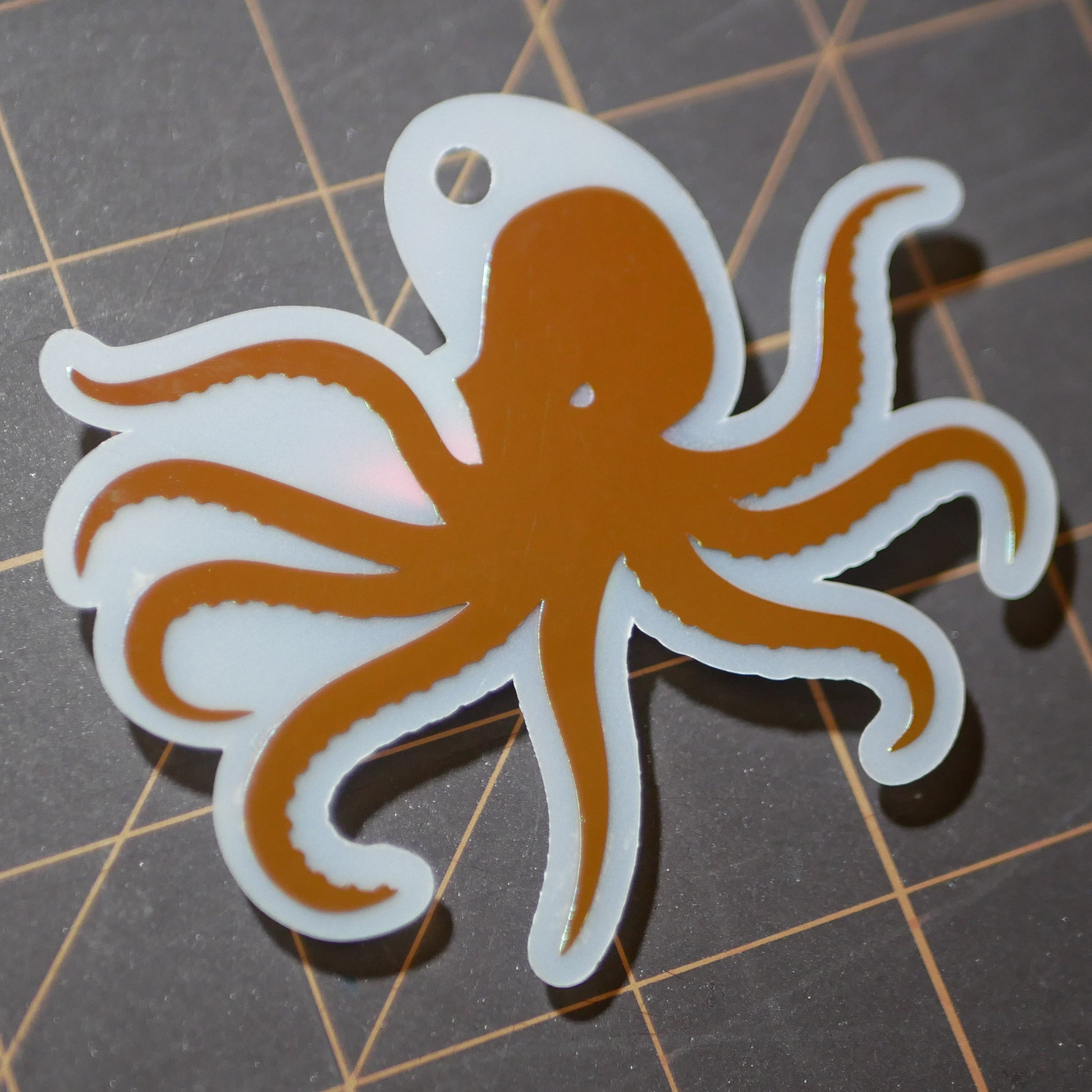 "Limited Edition ""Octopus"" Reflector"