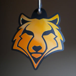 "Limited Edition ""Lone Wolf"" Reflector"