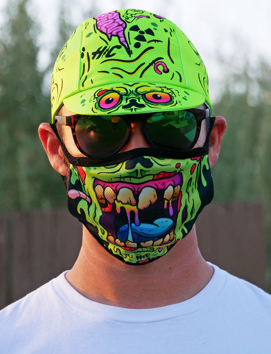 Limited Edition Zombie Cycling Cap