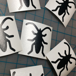 Limited Edition Roach Vinyl Decal
