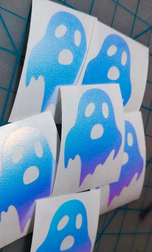 "Limited Edition ""Spoopy Ghost"" Vinyl Decal"