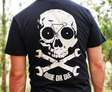 Ride Or Die Skull T