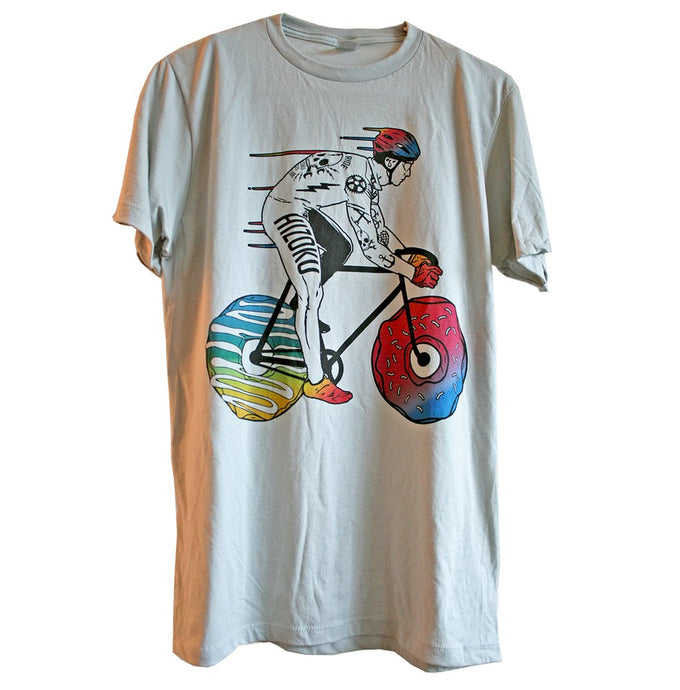 Limited Edition Powered By Donuts Color Print T