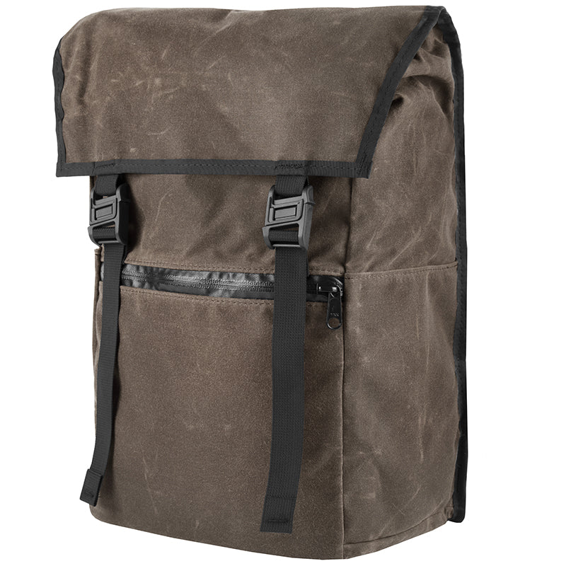 Magnetica Backpack - Oak Waxed Canvas