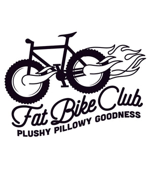 Limited Edition Fat Bike Club 13 x 19 Poster Print