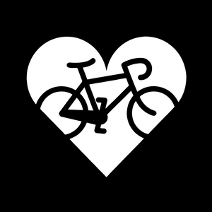 "Limited Edition 4x4"" Bike Love Decal"