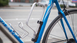 Tigr Mini + Titanium Bike Lock