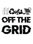 Off The Grid 13 x 19 Poster Print