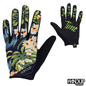 Party Time Floral Gloves by Handup Gloves