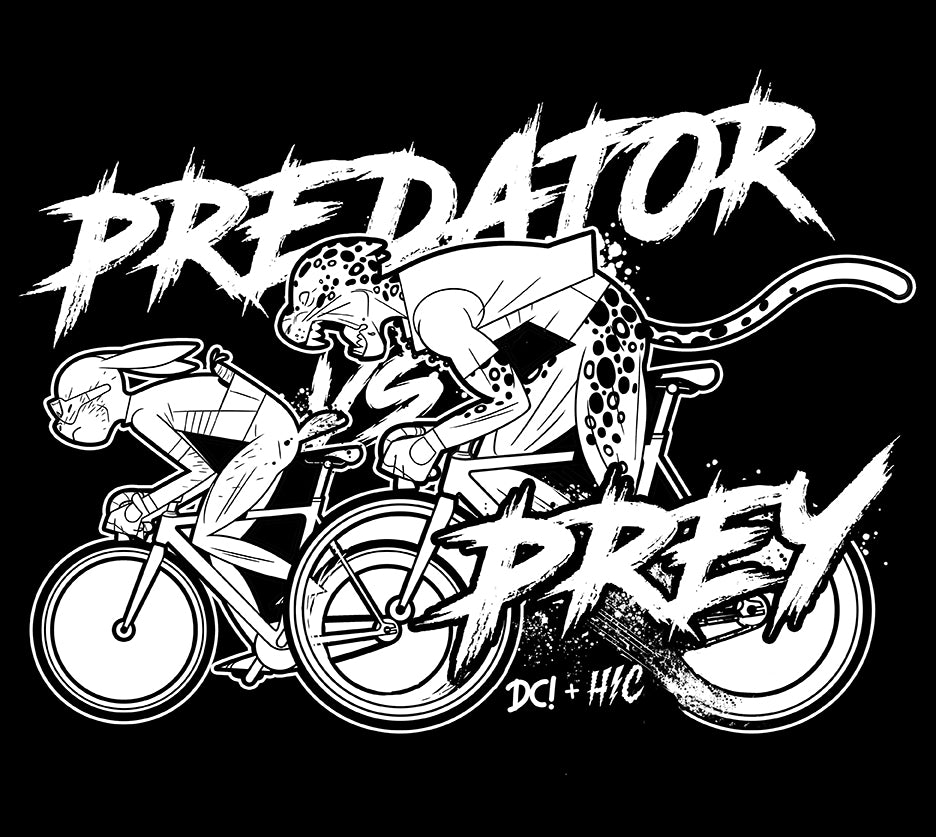 Predator vs Prey  T by David Casas