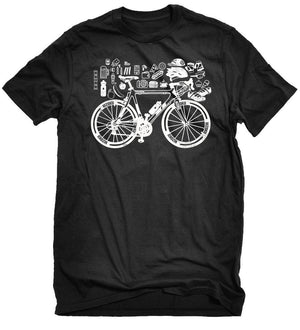 """Roadie Bike Life"" T"
