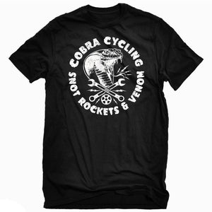 """Cobra Cycling Club"" T"