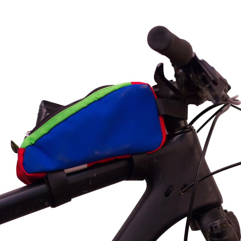 Tanker Top Tube Bag - Multi-Color