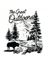 The Great Outdoors 13 x 19 Poster Print