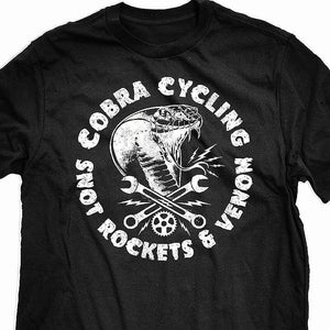 "The Last ""Cobra Cycling Club"" Size Large"