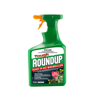 Round Up Weed Killer 1lt