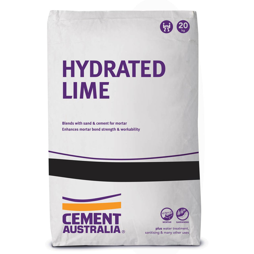 Hydrated 20kg Lime