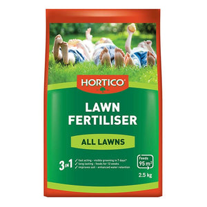 Hortico 2.5kg Lawn Fertilizer