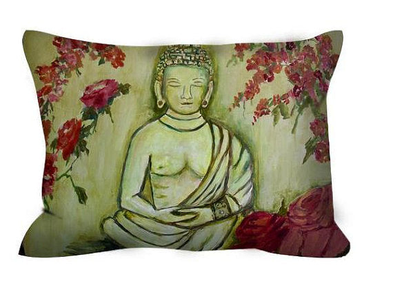 Buddha Pillow Meditation Pillow Spa Decor