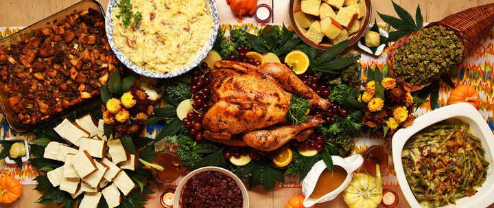 Five Reasons to Invite Cannabis to Thanksgiving Dinner