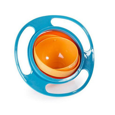 Baby Feeding - Rotate 360 Bowl