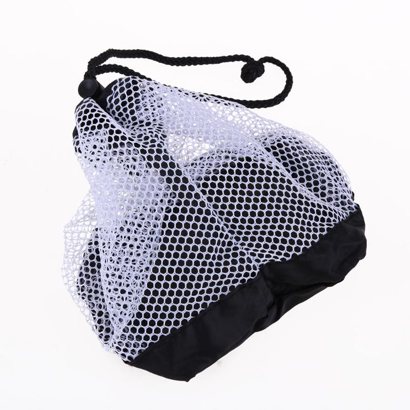 Nylon Mesh Outdoor Golf Balls Bag Pouch Table Tennis Holder Carrying Tennis Nets Ball Storage Golf Ball Bags Hold Up to 36 Balls