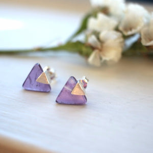 Triangle Earrings (ER-002)