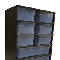 AP SIGNATURE RACKS - MEDIUM TUBS/JUVENILE-ADULT