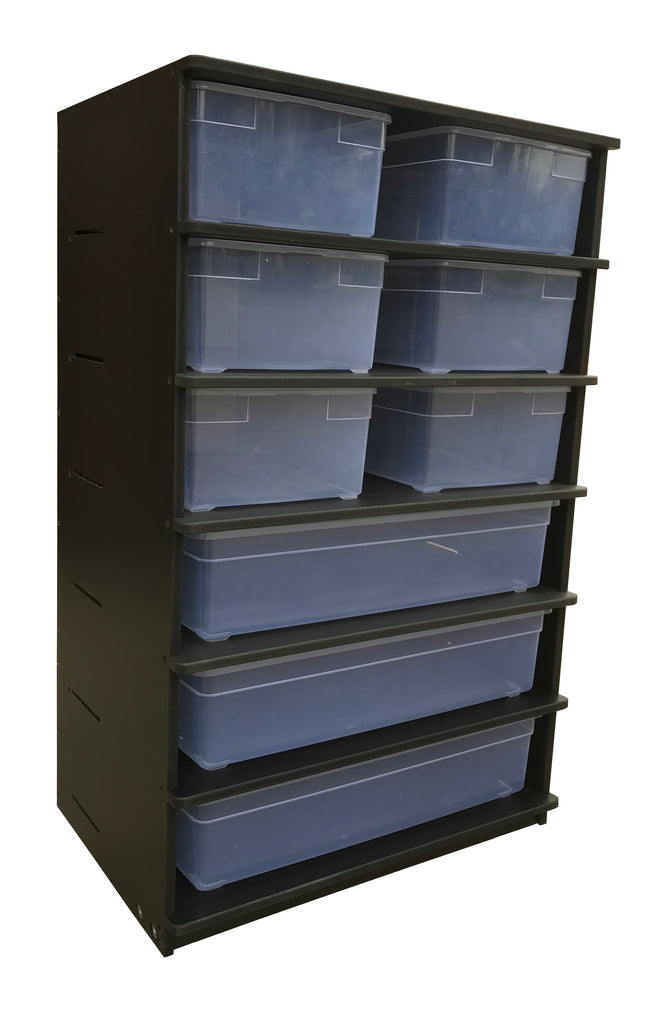 AP(375) COMBO STANDARD - MEDIUM TUB/JUVENILE-ADULT RACKS