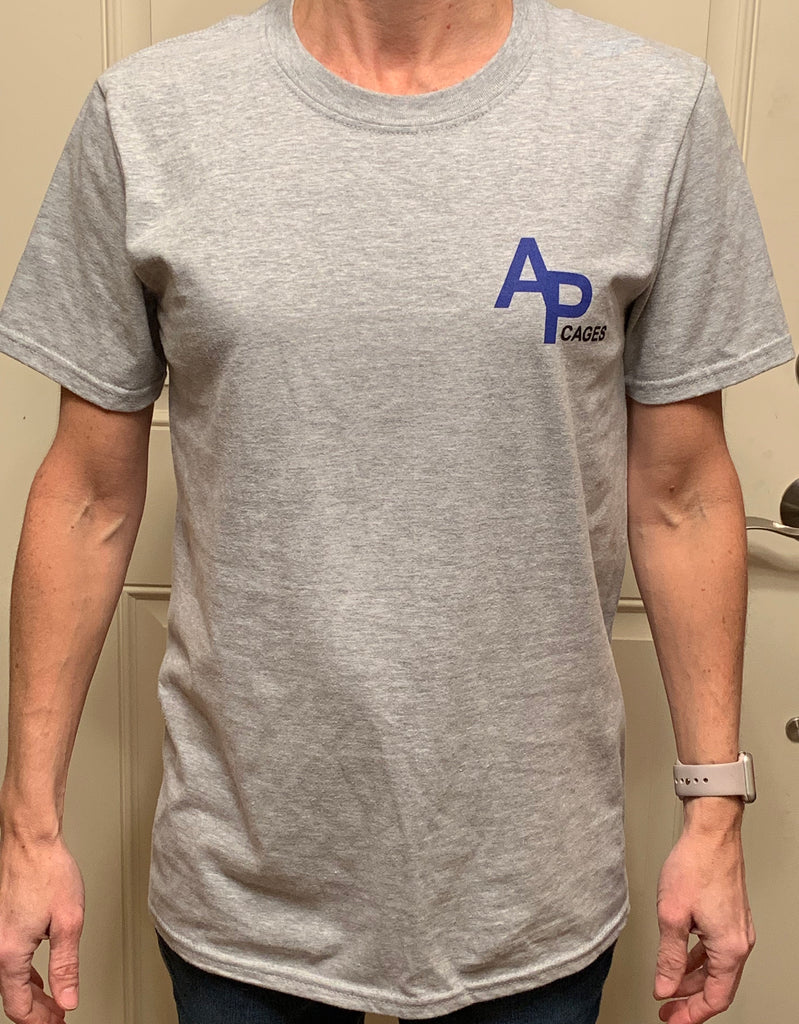 AP Grey T-Shirt