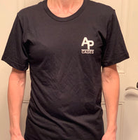 AP Black T-Shirt