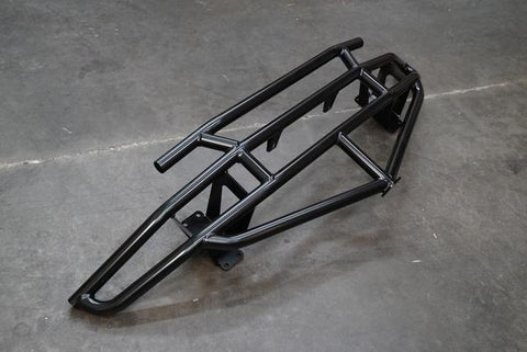 AWM Nissan 350Z 2003-2009 Integrated Jack Point Front Bumper Bash Bar