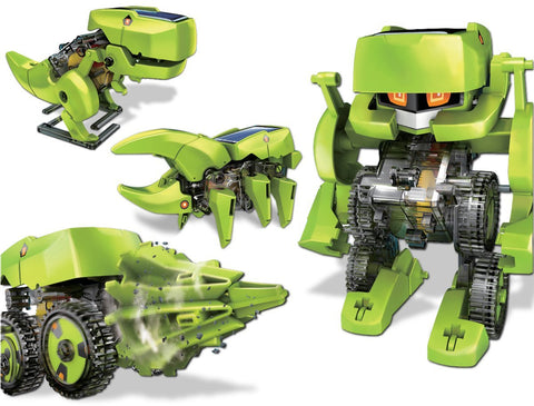 4 in 1 solar power diy toy dinosaur robot insect drilling due to high demand on one of a kind item please allow 3 5 weeks for delivery solutioingenieria Gallery