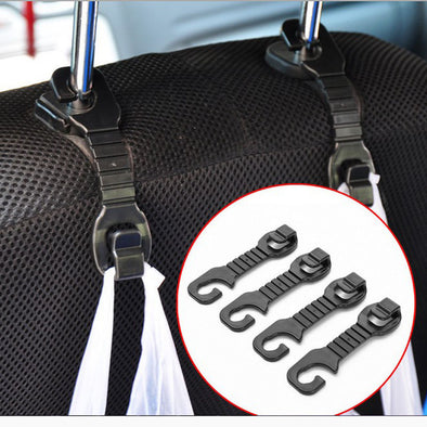 1 Pair Back Seat Hanger Holder Hooks - BG's Cool Nerd