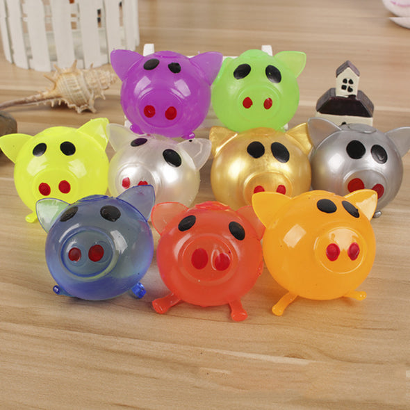 1 Pcs Pig Splat Ball - BG's Cool Nerd