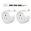 Mini WIFI Smart Socket for Smart Home Automation - BG's Cool Nerd