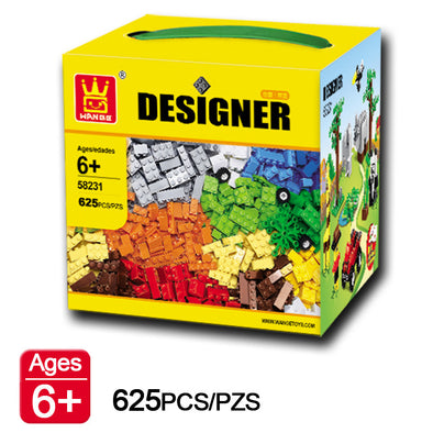 625pcs/set Building Blocks - BG's Cool Nerd