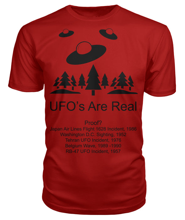 UFO's Are Real - BG's Cool Nerd