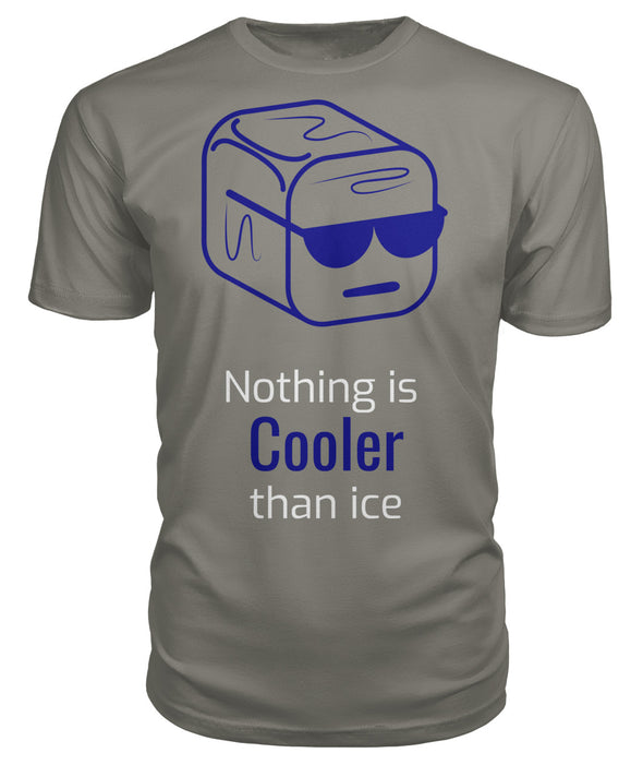 Nothing is cooler than ice - BG's Cool Nerd