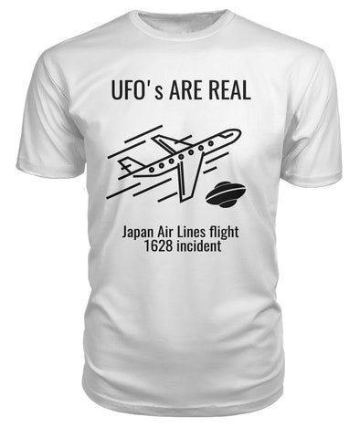UFO's Are Real: Japan Flight 1628 - BG's Cool Nerd