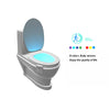 Smart Motion Toilet Bowl Light - BG's Cool Nerd