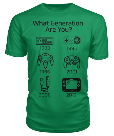 What Generation Are You? (With Years)