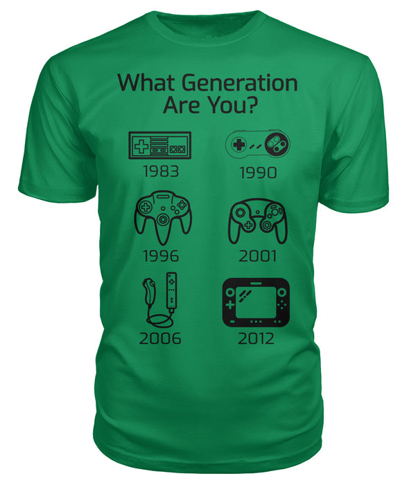What Generation Are You? (With Years) - BG's Cool Nerd