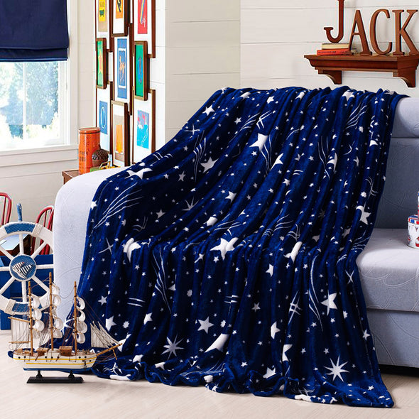 Bright stars blanket - BG's Cool Nerd