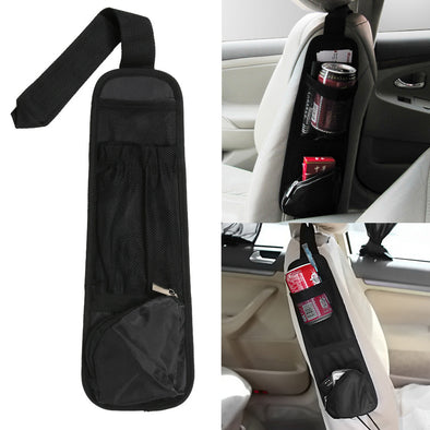 Car Seat Hanging Storage Bag Car Organizer - BG's Cool Nerd