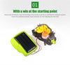 4-in-1 Solar Power DIY Toy | Dinosaur | Robot | Insect | Drilling Machine - BG's Cool Nerd