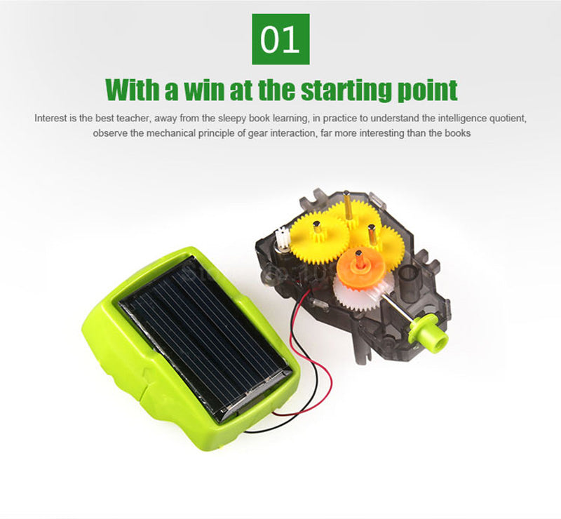 4 in 1 solar power diy toy dinosaur robot insect drilling 4 in 1 solar power diy toy dinosaur robot insect drilling machine solutioingenieria Gallery